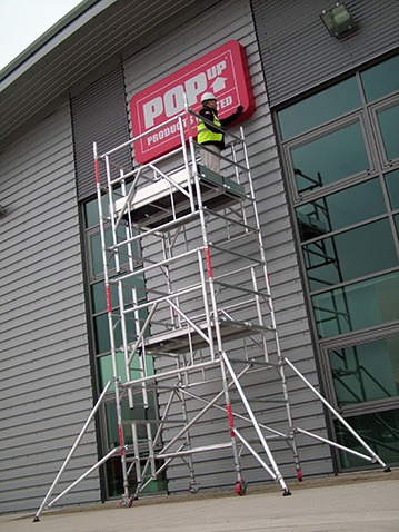 Eiger 500 Scaffold Tower